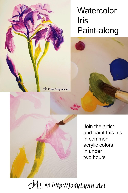 Iris-Lesson
